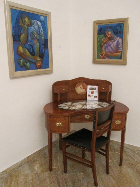 Antik Leo Leo Damenschreibtisch Leo mit Stuhl Damenschreibtisch mit Stuhl Antik Damenschreibtisch mit Antik wOP0kn